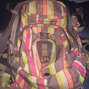 Dakine Helipro backpack